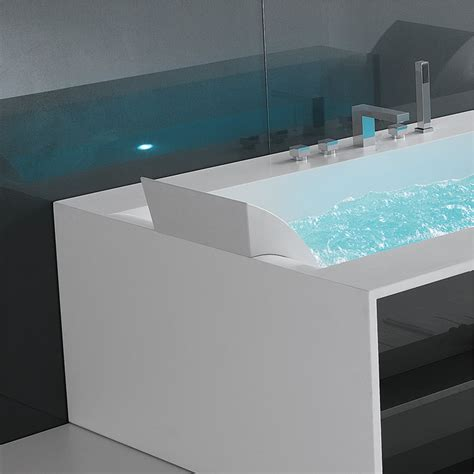 corian bathtub gaia interni made in italy design onlinecorian 174 bathtub 190x120 hafro sensual buy