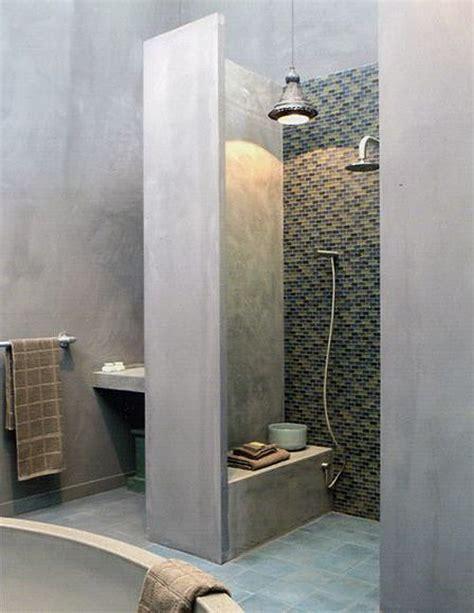Bien Tadelakt Salle De Bain #1: tadelakt-salle-de-bains-douche.jpg