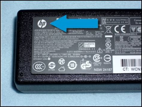 Dell Bios Modification Utility by Hp Notebook Pcs Using And Testing The Ac Power Adapter