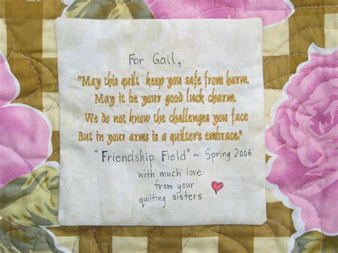 Baby Quilt Labels Quotes by Quotes For Quilt Labels Quotesgram