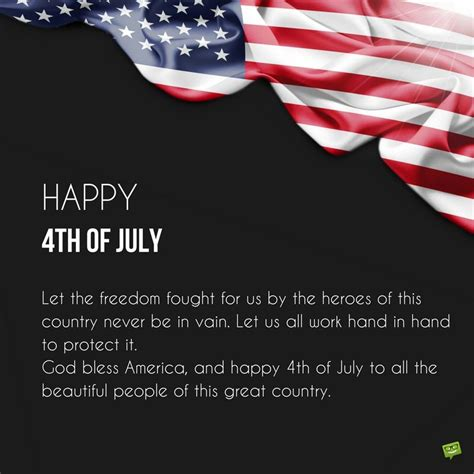 Day In July 4th of july inspiring independence day quotes