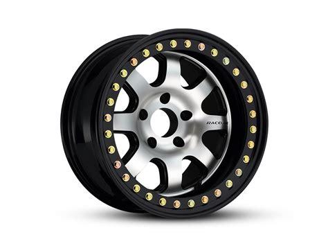 beadlock wheels for jeep raceline avenger beadlock wheel 17 x 8 genright jeep parts