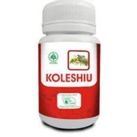 Hiu Herbal Koleshiu kapsul hiu koles koleshiu herbal pembakar kolesterol