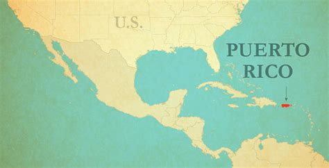 map of the united states and puerto rico the world wide rangers