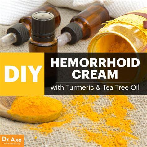 Any Side Effects To Dr Axe Lemon Salt Detox by Diy Hemorrhoid With Turmeric Tea Tree Dr Axe