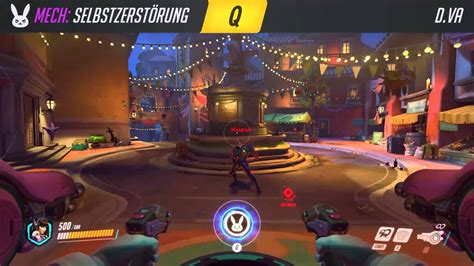Where To Find To Play Overwatch With Overwatch How To Play Dva Blizzcon