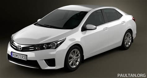 see the next toyota corolla altis from all angles