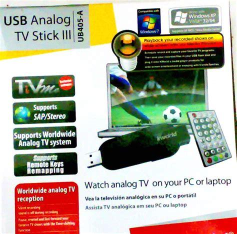 Tv Tuner Laptop Yang Bagus tv tuner laptop cara baru nonton tv harga jual
