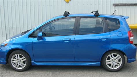 Honda Fit Rack by Honda Fit Roof Rack Guide Photo Gallery