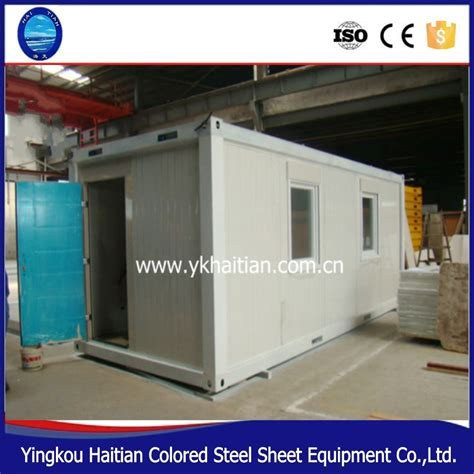 buy flat pack house prefabricated sandwich panel house flat pack container