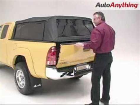 bestop supertop  trucks  collapsible camper shell youtube