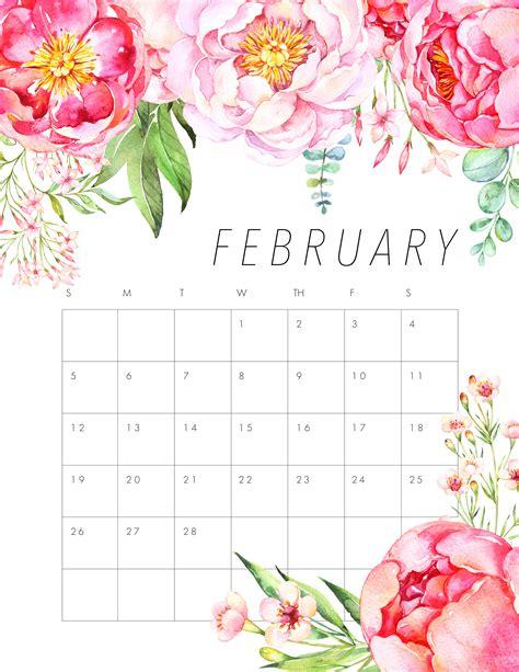 flower design kalender thecottagemarket com 2017calendars tcm 2017 2 february jpg
