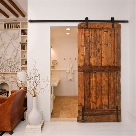 Sliding Barn Doors In Interior Design Interiorholic Com Sliding Barn Door Designs