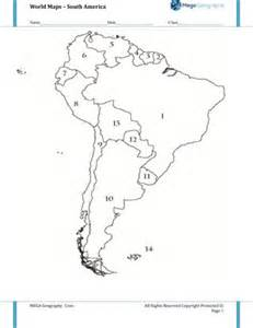 south america map quiz map quiz of south america worksheet mapping for