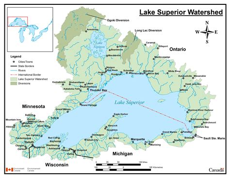 world map lake superior the gallery for gt lake superior on world map