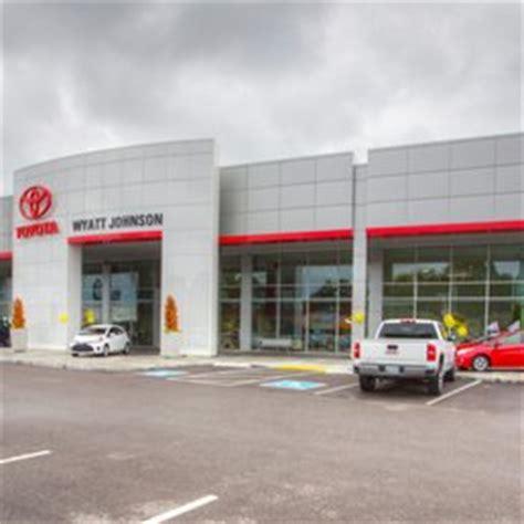 Toyota Dealership Clarksville Tn Wyatt Johnson Toyota Car Dealers 2595 Wilma Rudolph