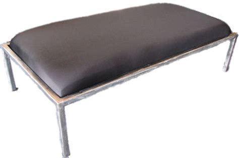 backless sofa bench a center event furnishings and accents