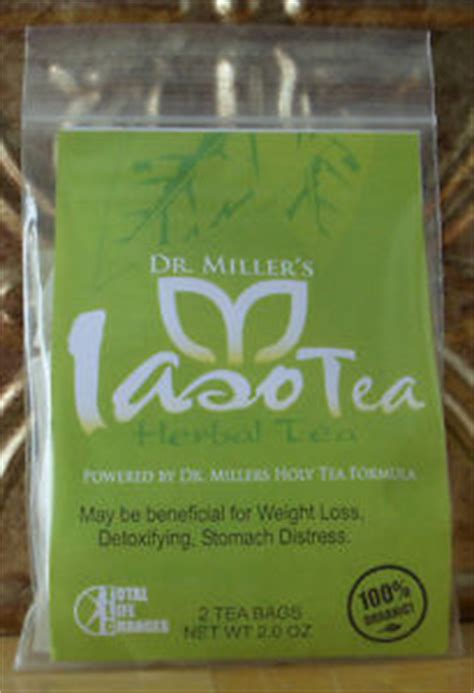 Holy Tea Detox by Iaso Tea Cleanse Organic Weight Loss Holy Tea Dr Miller