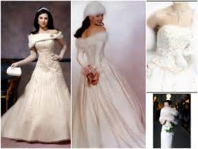Winter wedding dress beautiful off the shoulder wedding dresses with