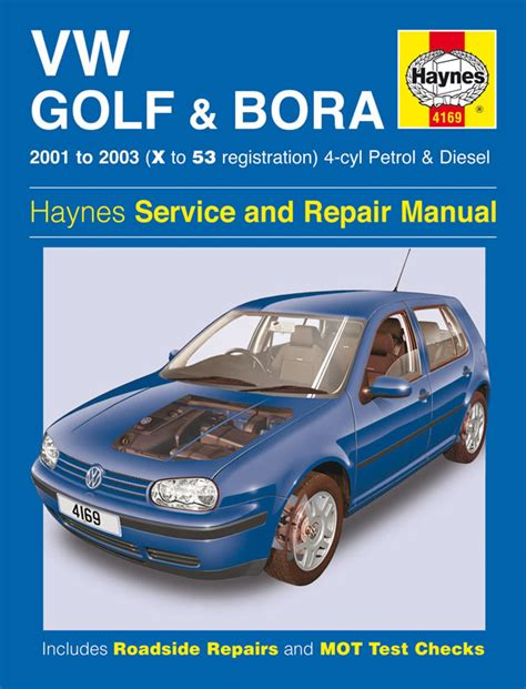 car repair manuals online pdf 2003 volkswagen golf windshield wipe control haynes manual vw golf bora 4 cyl petrol diesel 2001 2003
