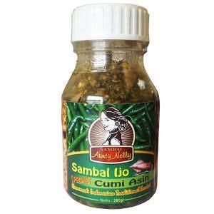 rekomendasi kemasan sambal cabe enak  pedas