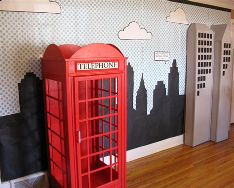 Comic Book Themed Living Room by Birthday Sweet Tooth