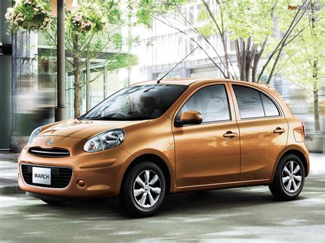Frame Nissan March 2010 Up nissan march 5 door k13 2010 images 1024x768