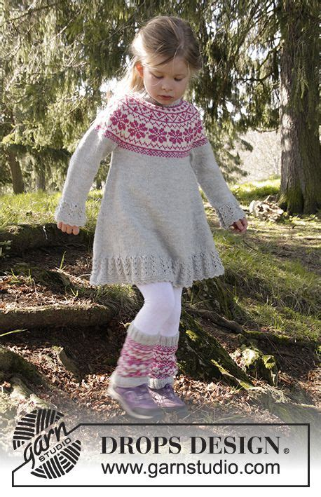 Drops Design Strickmuster by Forest By Drops Design Free Knitting Pattern