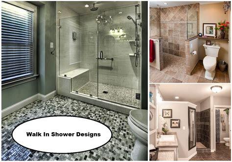 walk in bathroom shower designs fuzz s home shower guide