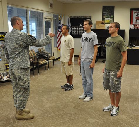 Army Recruitment Office by Illinois Brothers Fulfill Lifelong Join Army
