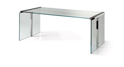 Clear Office Desk Clear Office Desk Modern Lucite