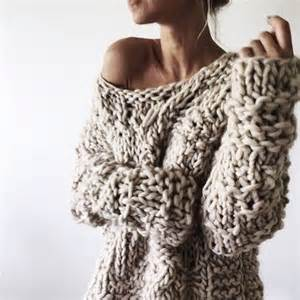 chunky knits knits and sweaters on pinterest