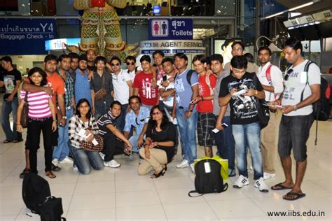 Mba Colleges With Foreign Tour by International Tour To Boost Mba Students Confidence