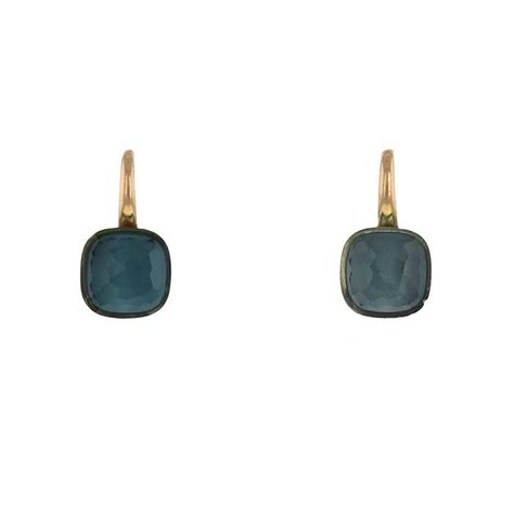 pomellato nudo earrings pomellato nudo earring 343896 collector square