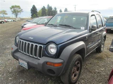 2004 Jeep Liberty Parts Used 2004 Jeep Liberty Front Part 3478418