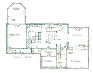 kitchen addition floor plans whitby drive renovation by award winning design