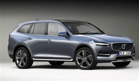 Volvo New Xc90 2020 by 2020 Volvo Xc90 Redesign Hybrid Price Volvo Specs News