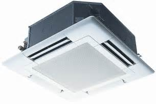 fuji ceiling cassette split air conditioner