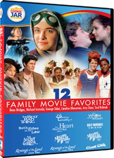 cineplex family favorites family movie favorites 12 movie collection dvd