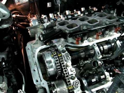 2010 toyota camry vvt gear install . youtube