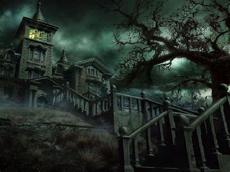 Scary House Quotes. QuotesGram