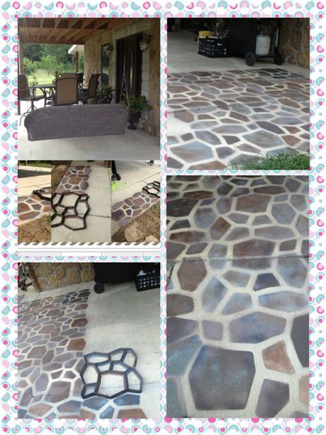 Painted Concrete Patio Ideas by The World S Catalog Of Ideas