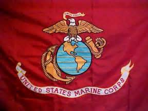 marine corps colors united states marine corps flags