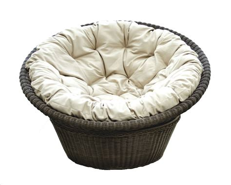 papasan loveseat cushion fetching image of papasan chair for interior decoration