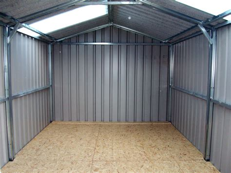 the mobile shed build a shed on skids mymetalbuildings