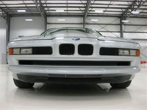 auto air conditioning service 1996 bmw 8 series free book repair manuals sell used 1996 bmw silver 850ci coupe 2 door 5 4l 24k miles excellent condition in idaho