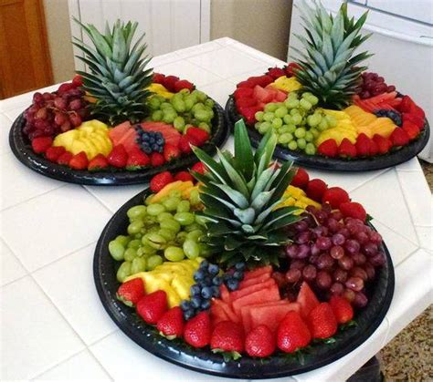 frugalicious fruit display ideas for any gathering