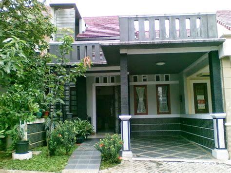 desain teras rumah minimalis  ndik home