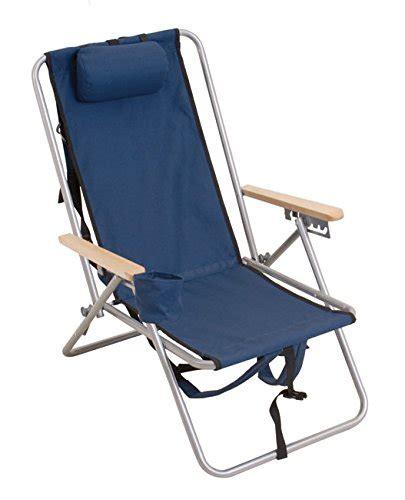 Wearever Backpack Chair by Wearever Hi Back Deluxe Steel Backpack Chair Virginia