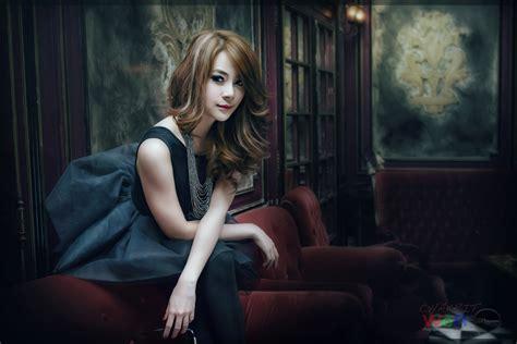 wallpaper girl thai asian full hd wallpaper and background image 2048x1365
